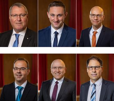 Die Entscheidungsträger des Investment-Rats